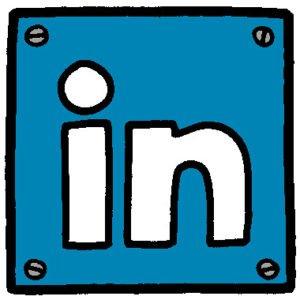 Picto soigner son profil Linkedin