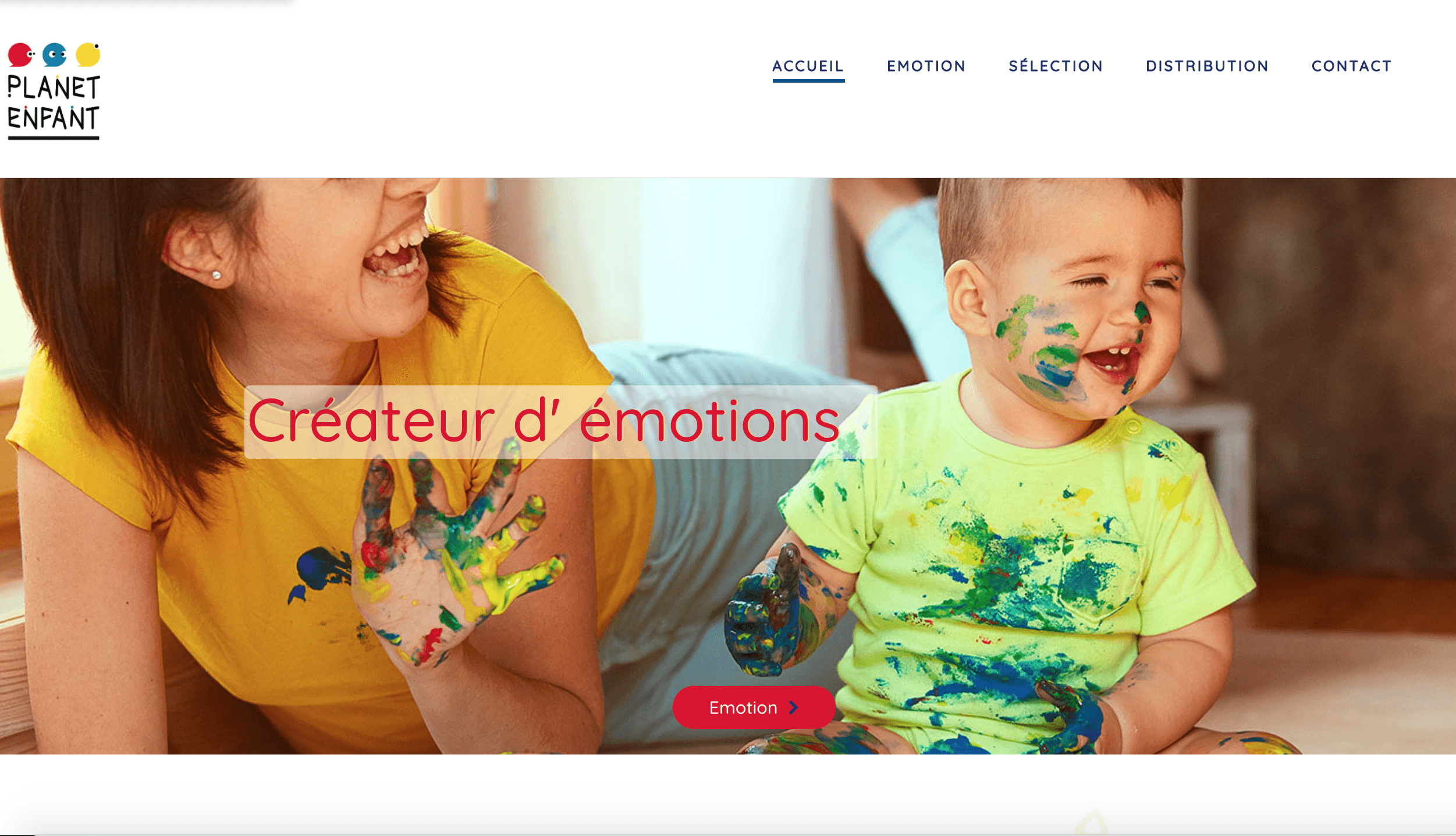 Conception - Realisation de site WordPress