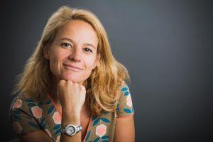 Jeanne Raverdy, consultante en communication digitale et photographe à Nanterre