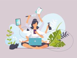la force et l'agilité d'une freelance en webmarketing