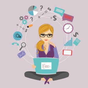 Services d'un freelance en communication digitale