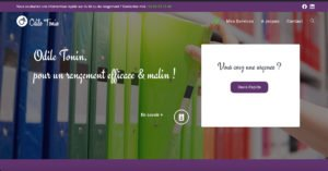 Refonte site WordPress pour Odile Tonin